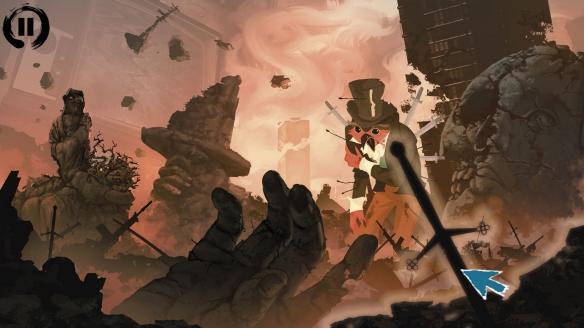 《梦游者》游戏截图3