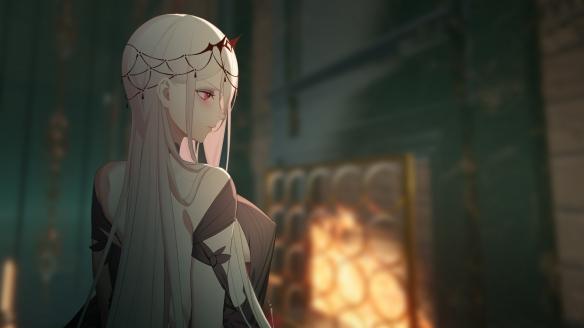 《堕落千金—黑蔷薇与欲望之火》游戏截图-3