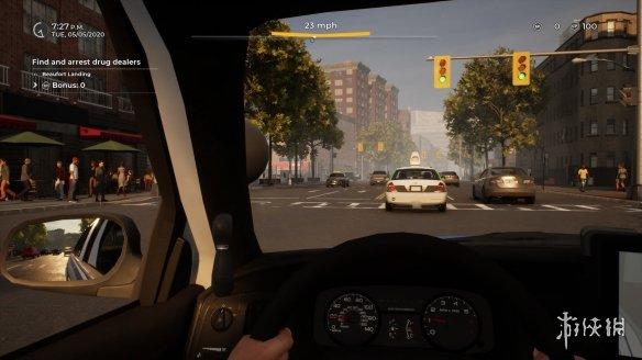 警察模拟器:巡警1