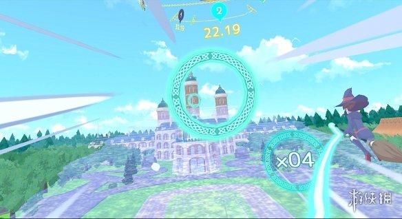 《小魔女学园VR:向扫帚星许愿》游戏截图-6