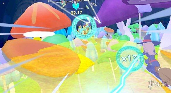 《小魔女学园VR:向扫帚星许愿》游戏截图-7