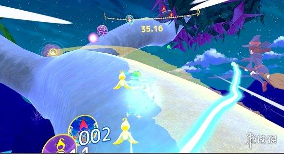 《小魔女学园VR:向扫帚星许愿》游戏截图-9
