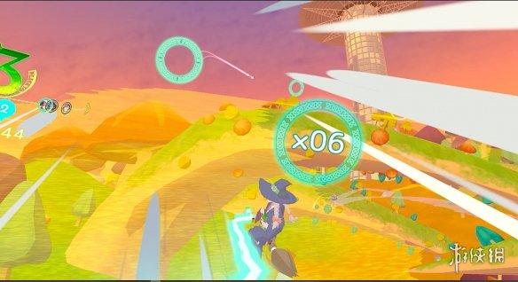 《小魔女学园VR:向扫帚星许愿》游戏截图-3
