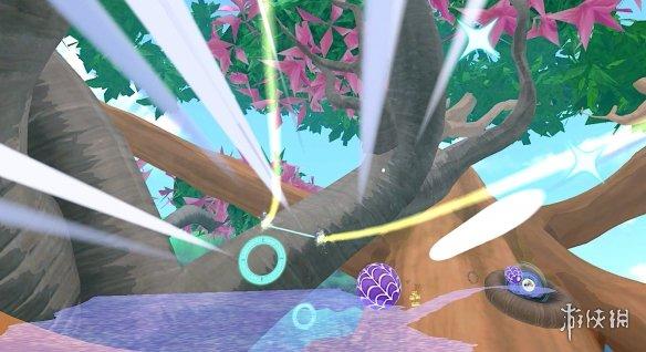 《小魔女学园VR:向扫帚星许愿》游戏截图-4