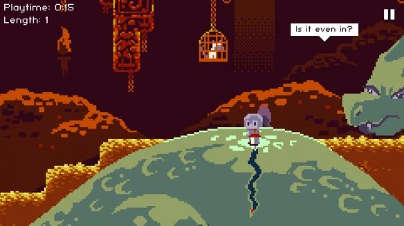 《最深之剑》游戏截图2