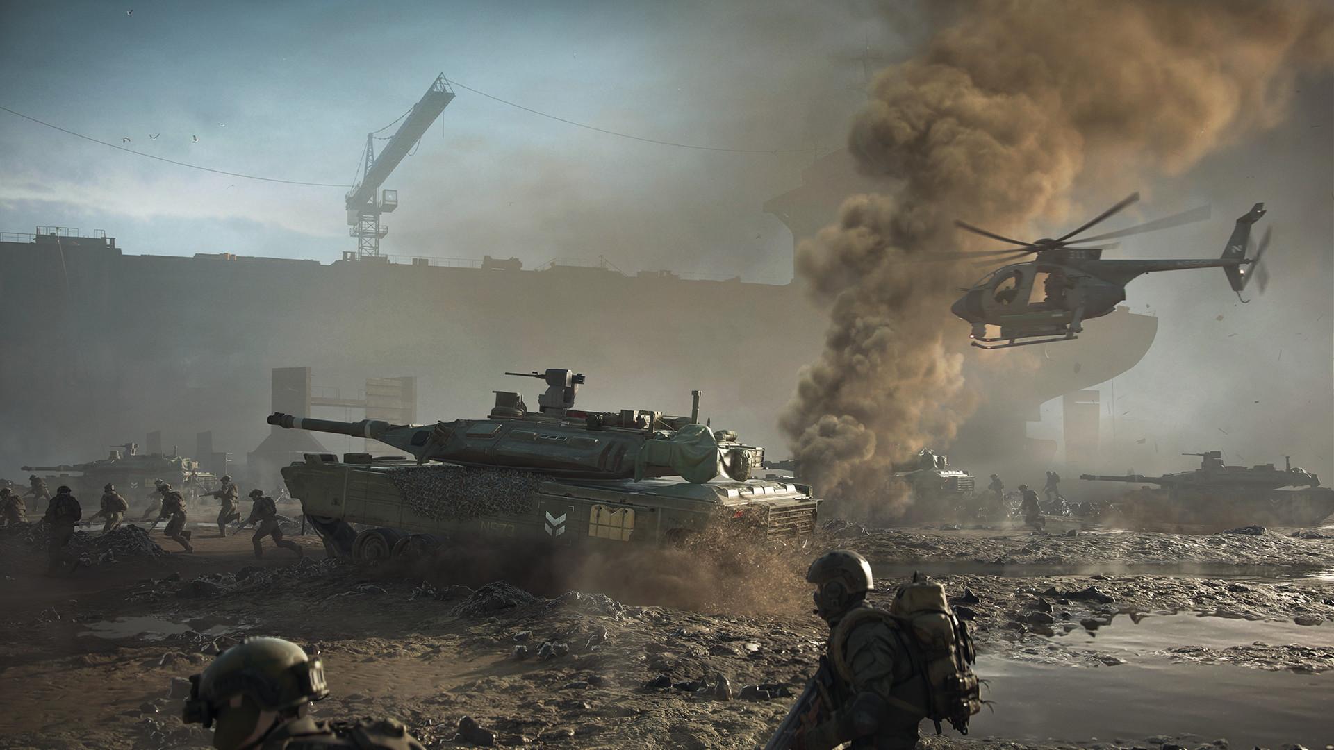 战地2042/战地风云2042 游戏截图(2)
