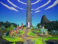 《勇攀高塔》游戏截图-13小图