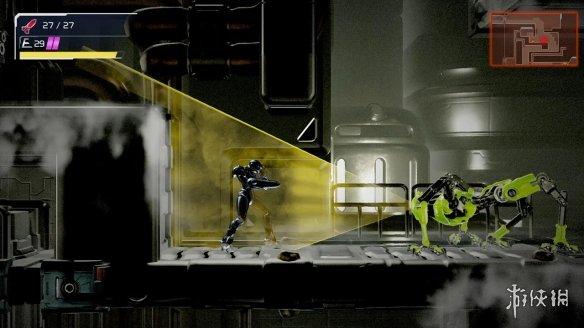 《银河战士:Dread》游戏截图-6