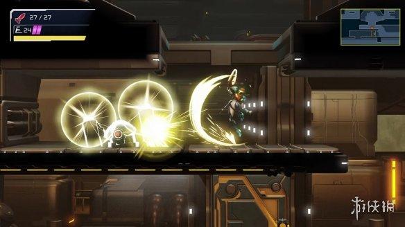《银河战士:Dread》游戏截图-1