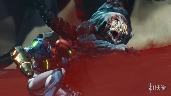 《银河战士:Dread》游戏截图-3