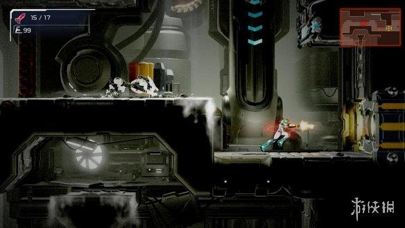 《银河战士:Dread》游戏截图-4