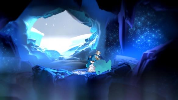 2D剧情向动作射击游戏《微光之镜》游侠专题站上线