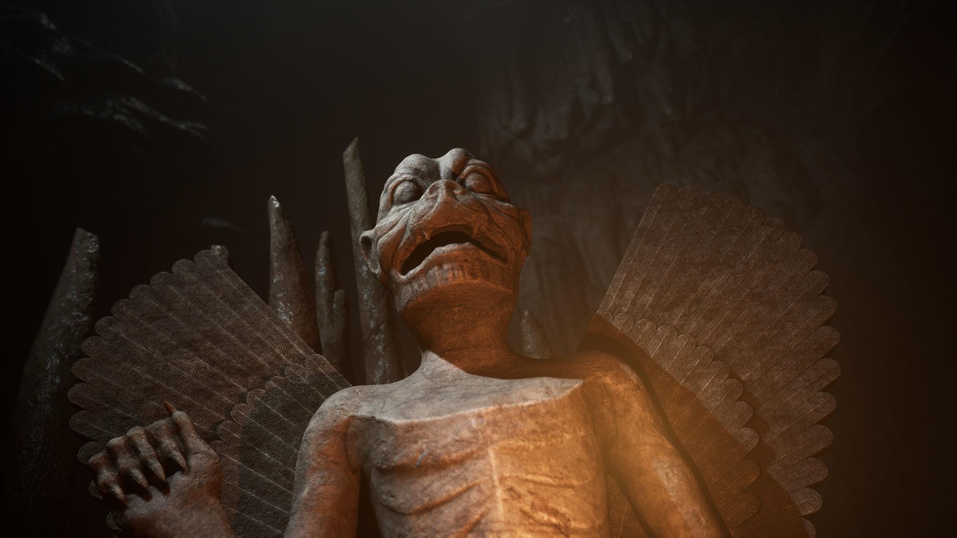 黑相集:灰冥界 游戏截图(1)