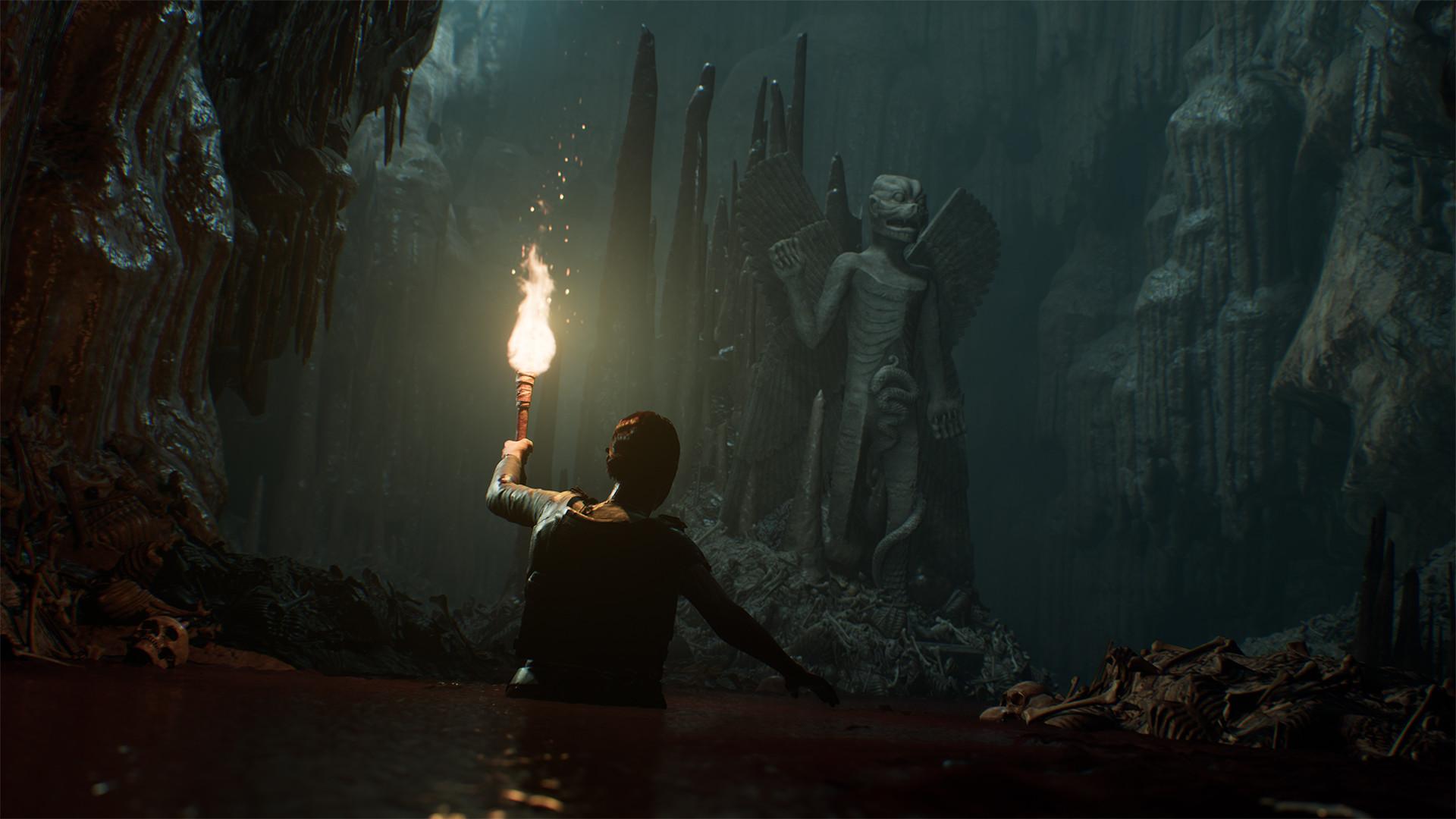 黑相集:灰冥界 游戏截图(7)