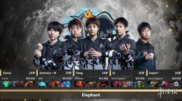 DOTA2 TI10中国区预选赛 小象3:1击败Ehome成功晋级