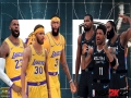 《NBA 2K22》游戏截图-6小图