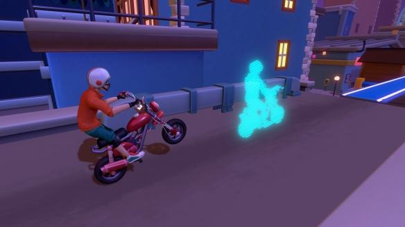 《城市特技摩托》游戏截图-1