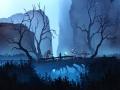 《格雷克:蓝色记忆》游戏截图-2小图