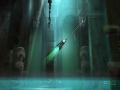 《格雷克:蓝色记忆》游戏截图-8小图