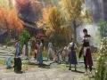 《古剑奇谭网络版海外版》游戏截图-2小图