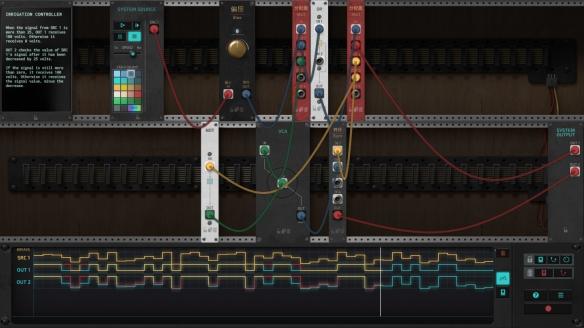 信号电路模拟点击游戏《信号法则》游侠专题站上线