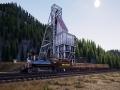 《铁路建造模拟器》游戏截图-4小图