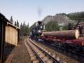 《铁路建造模拟器》游戏截图-10小图