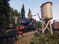 《铁路建造模拟器》游戏截图-8小图