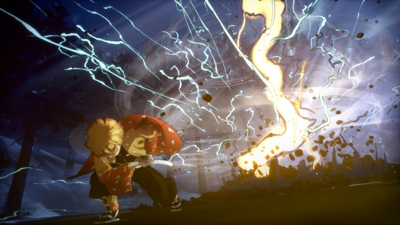 鬼灭之刃:火神血风谭1